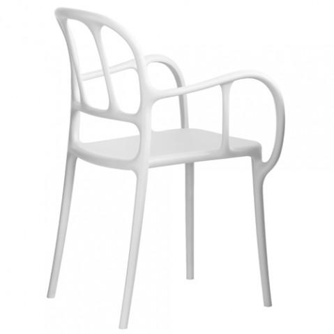 chaise mila magis blanc
