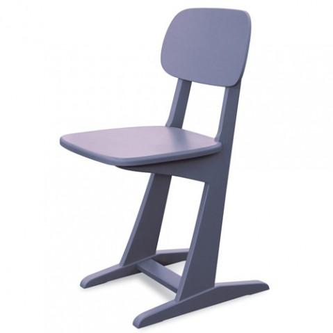 chaise patins laurette violet