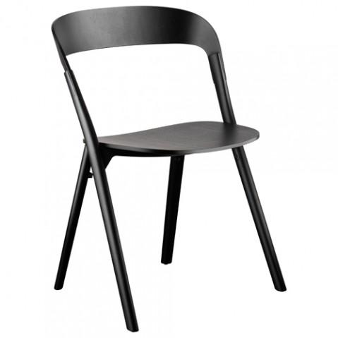 chaise pila magis noir
