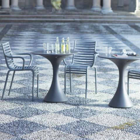 Pip-e driade chaise design gris