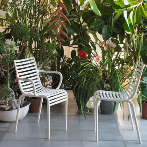 fauteuil pip e driade lavande