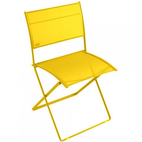 chaise plein air fermob miel