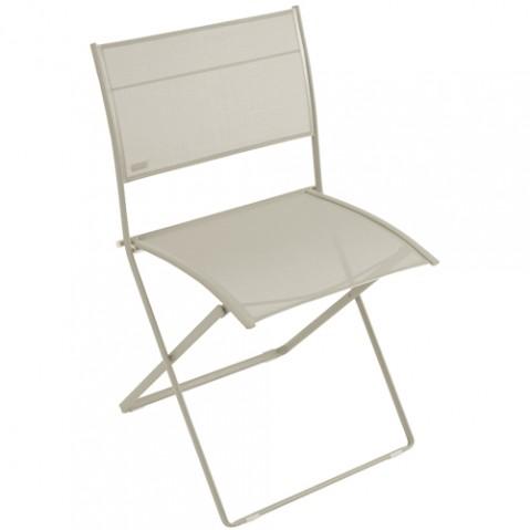 chaise plein air fermob muscade