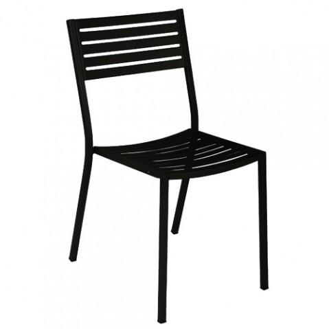 chaise segno emu noir