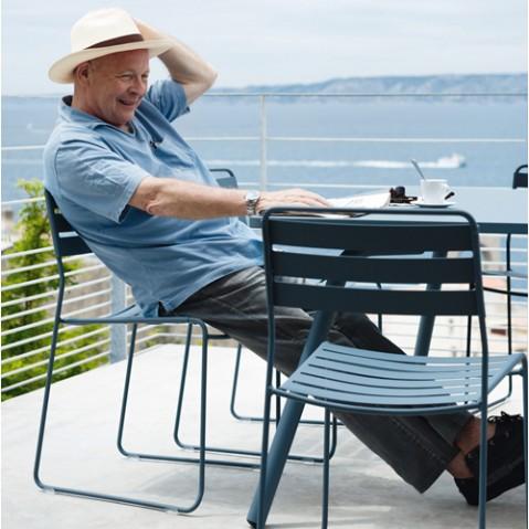 chaise surprising fermob reglisse