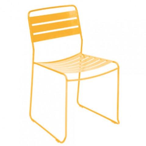 chaise surprising fermob miel