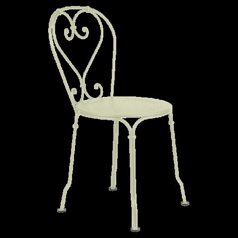CHAISE 1900 TILLEUL de FERMOB