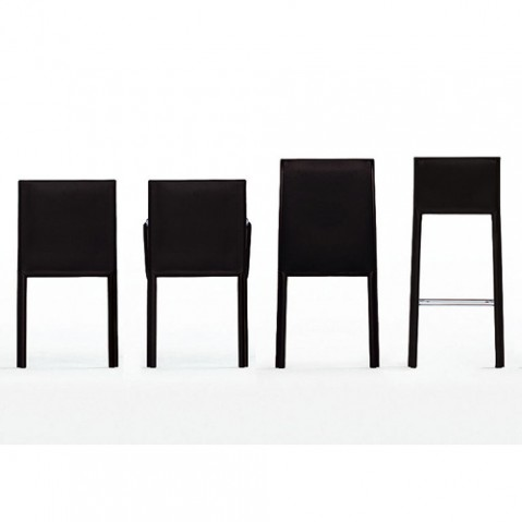Kristalia chaise Slim blanc