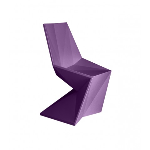 chaise vertex vondom prune