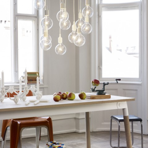 chandelier the more the merrier muuto noir