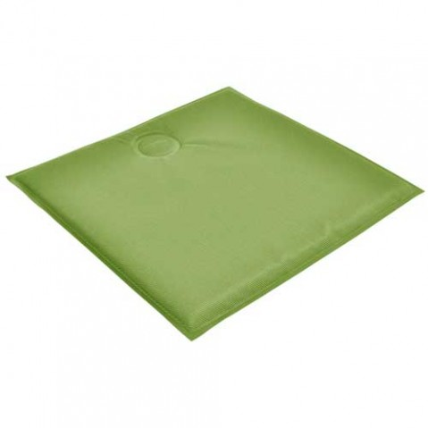 coussin assise chaise ala emu vert
