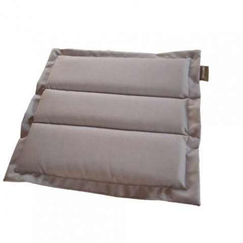 coussin pour chaise luxembourg taupe de fermob. Black Bedroom Furniture Sets. Home Design Ideas