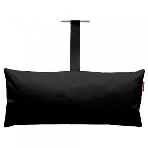 coussin headdemock pillow fatboy noir