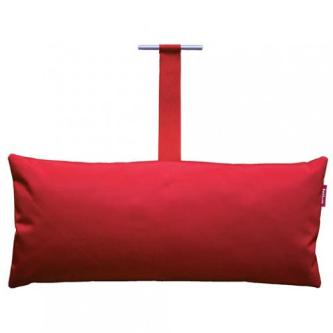 coussin headdemock pillow fatboy rouge