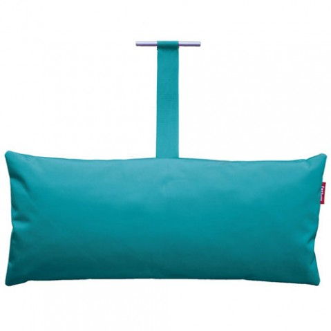 coussin headdemock pillow fatboy turquoise