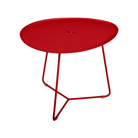 TABLE BASSE COCOTTE, 23 couleurs de FERMOB