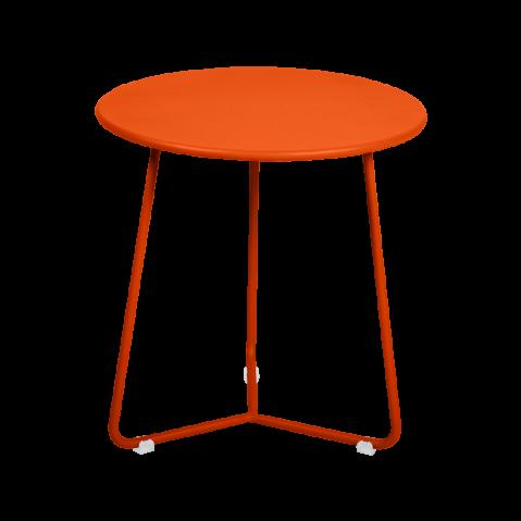 TABLE D'APPOINT/ TABOURET BAS COCOTTE, 23 couleurs de FERMOB
