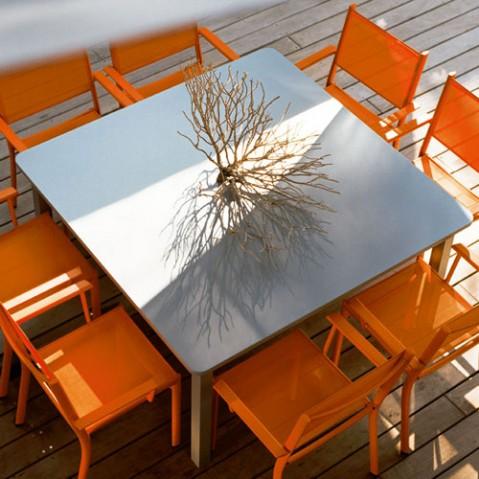 Craft Table Design Fermob coquelicot