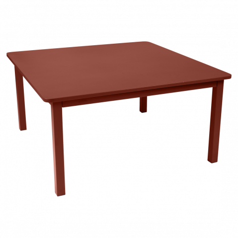 TABLE CRAFT, Ocre rouge de FERMOB