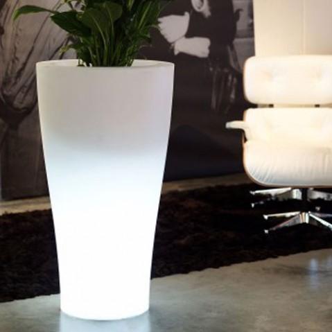 Curvada 55 Pot Lumineux Vondom Blanc