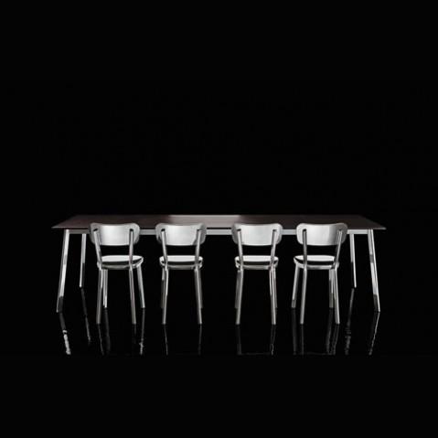 Deja Vu Chaise Design Magis Aluminium Poli