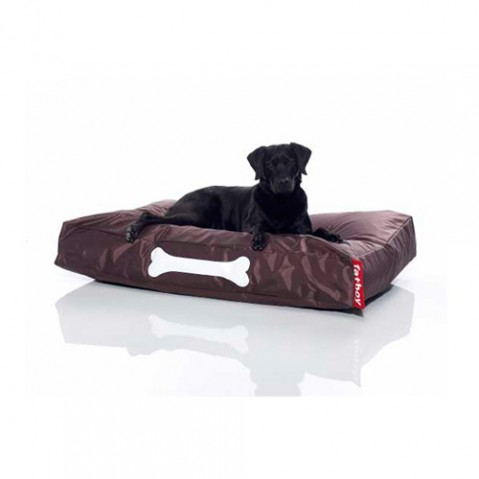 Doggielounge large Fatboy marron