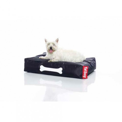 Doggielounge small Fatboy pouf noir