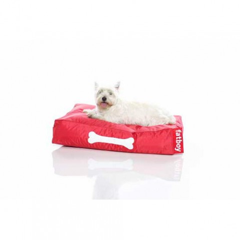 Doggielounge small Fatboy pouf rouge
