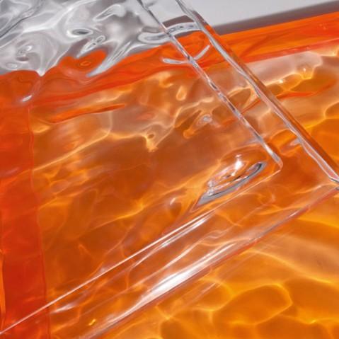 Dune Plateau 55 Design Kartell Cristal