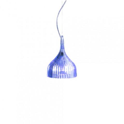 É Suspension Design Kartell Bleu
