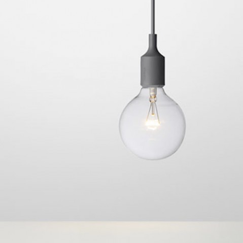 Muuto Suspension E27 gris