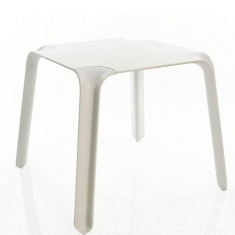 Easy table jardin design magis blanc