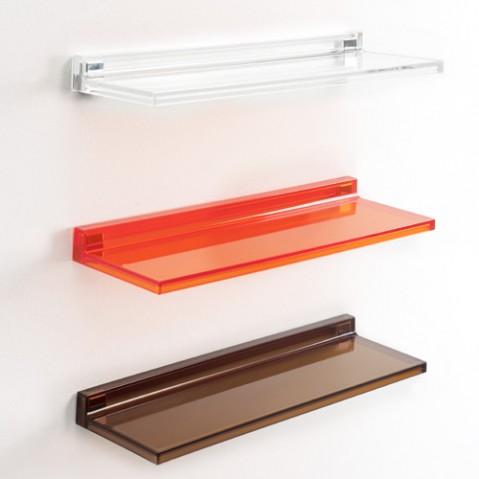 etagere shelfish kartell cristal