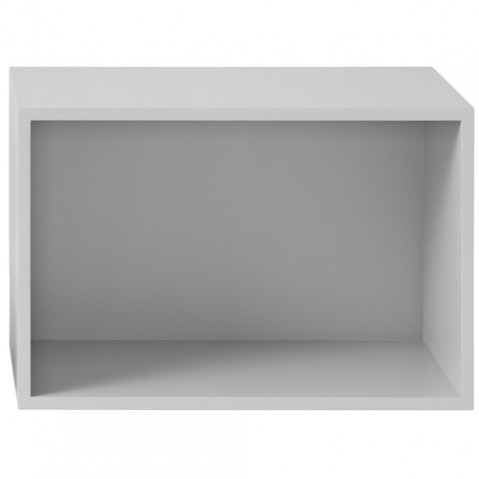 etagere stacked large fond muuto gris clair