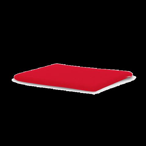 COUSSIN POUR TABOURET CONCRETE PILLOW, RED de FATBOY