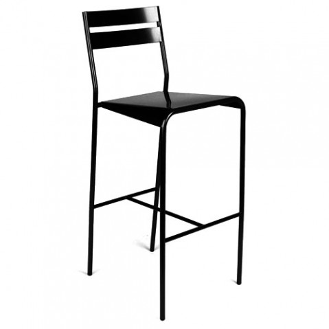 Facto Tabouret de Bar Design Fermob Noir
