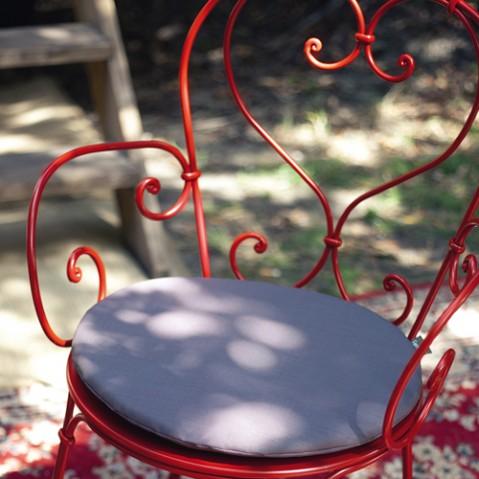 fauteuil 1900 fermob capucine