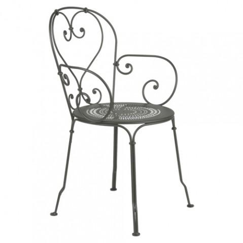 fauteuil 1900 fermob romarin