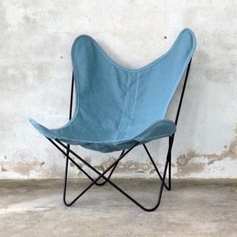 fauteuil aa coton airborne gris souris