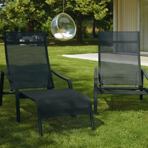 fauteuil bas alize fermob blanc
