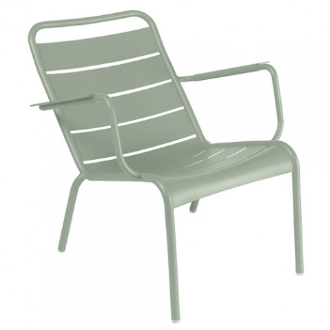 fauteuil bas luxembourg fermob cactus