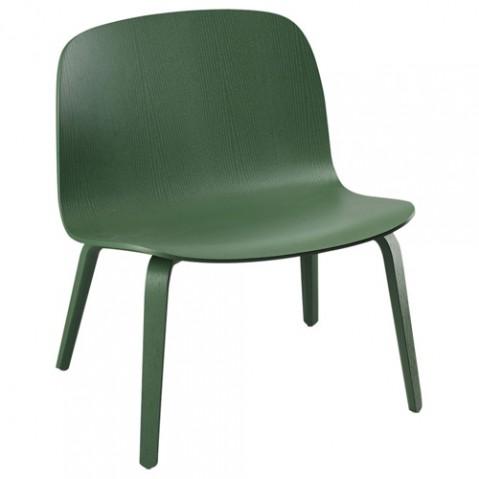fauteuil bas visu lounge muuto vert
