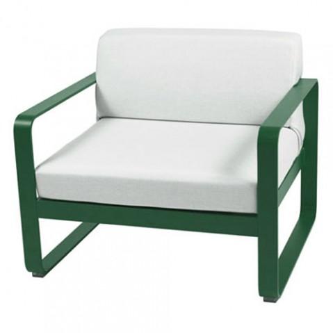 fauteuil bellevie fermob cedre