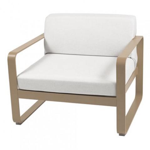 fauteuil bellevie fermob muscade
