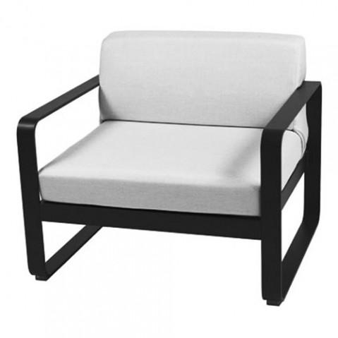 fauteuil bellevie fermob reglisse
