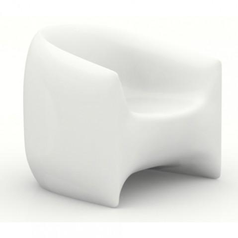 fauteuil blow vondom blanc