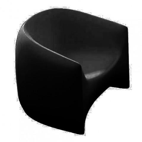 fauteuil blow vondom noir