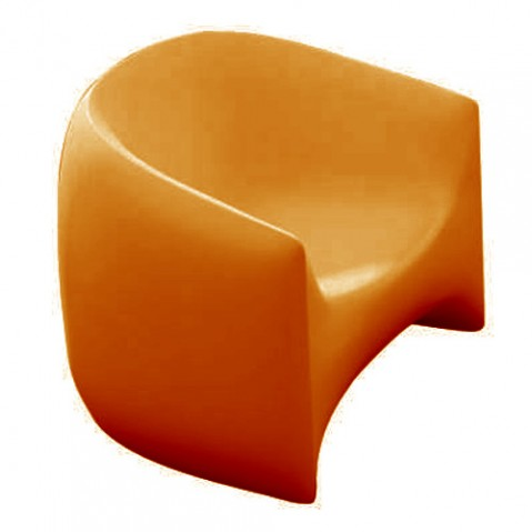 fauteuil blow vondom orange