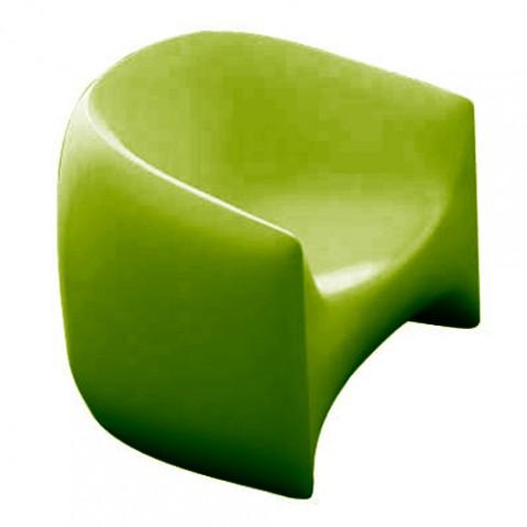 fauteuil blow vondom pistache