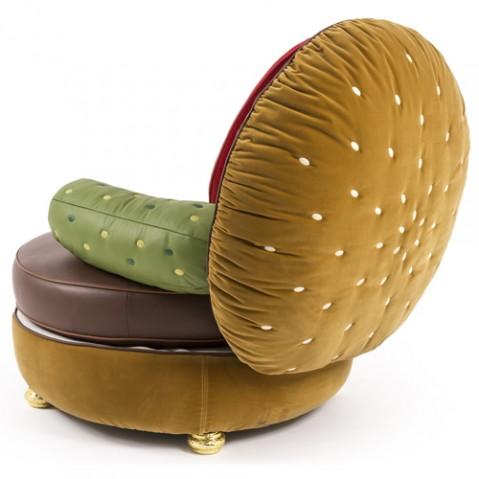 fauteuil burger seletti